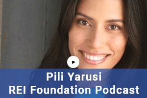 pili yarusi rei foundation podcast